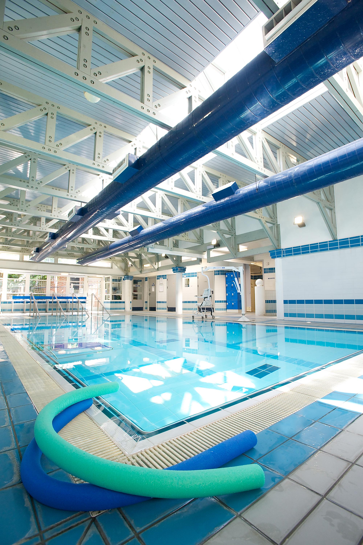 h2ophysio at Teddington pool